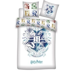 Harry Potter Kinder Bettwäsche Mikrofaser 2tlg Set 135/140x200 Garnitur Bezug
