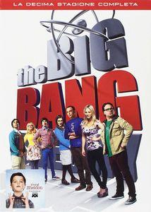 Warner Home Video The Big Bang Theory - Season 10, DVD, TV-Serie, 2D, Tschechisch, Deutsch, Englisch, Italienisch, Tschechisch, Deutsch, Englisch, Italienisch, Polnisch, 16:9