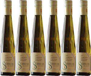 6x Müller-Thurgau Beerenauslese 2014 – Gregor Schwab, Franken – Weißwein