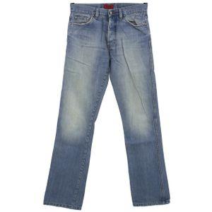 #5488 Hugo Boss, H 150,  Herren Jeans Hose, Denim ohne Stretch, blue stone, W 31 L 34