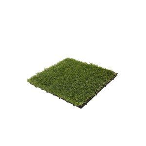 Kunstrasen Fliesen - 1 m²