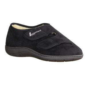 Medizinischer Schuh Liromed 476-3011 Schwarz, Mikrofaser, NEU - Liromed Verbandschuhe, Schwarz