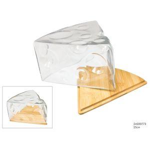 24500773 Käsebrett mit Haube Käseecke neuetischkultur