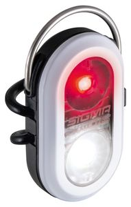 Sigma beleuchtungsset Micro Duo Dual LED-Beleuchtung weiß