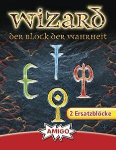 AMIGO 06902 Wizard - der Block der Wahrheit - Ersatzblöcke (2 Stück)
