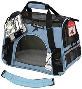 600D Transporttasche Reisetasche Tasche Hund Katze Hase Kaninchen andere Kleintiere mit Flugzulassung