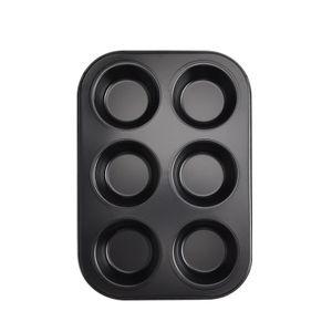 Muffinform Antihaft 6 Stück