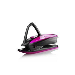 GIZMO RIDERS Schlittenschleuder - Kind - Schwarz und Pink