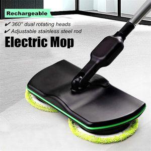 95-135 cm Drahtlose Rotary Elektrische Wiederaufladbare Bodenwischer Home Cleaner Scrubber Polisher Home Cleaner