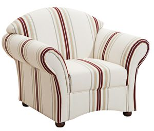Max Winzer   Sessel - Farbe: weiß - Maße: 96 cm x 86 cm x 83 cm; 2887-1100-2041250-F07
