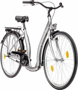 Zündapp Citybike Red 3.0, 26 Zoll, Tiefeneinsteiger
