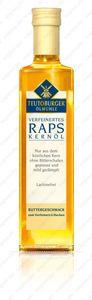 Teutenburger Raps Kernöl Buttergeschmack 0,5l