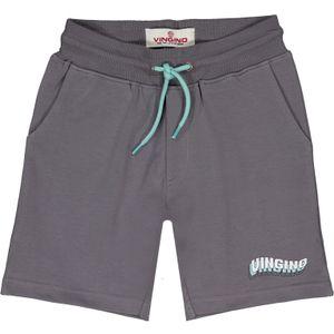 Vingino® Jungen Sweat-Shorts , Größe:152, Präzise Farbe:Grau