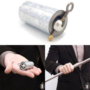 Stab tragbare Kampfkunst Metall Magic Pocket Bo Staff - Neue hochwertige Tasche