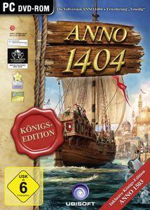 Anno 1404 - Königs-Edition (DVD Box)