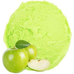 Saurer Apfel Geschmack Eispulver Softeispulver 1:3