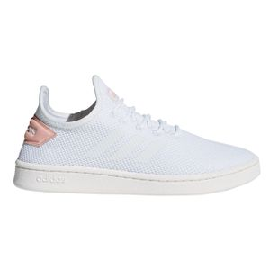 adidas Court Adapt Damen Sneaker Weiß Schuhe, Größe:39 1/3