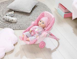 Zapf Creation Baby Annabell® Babyschale mit Rädern; 700709