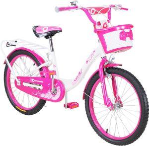 Actionbikes Kinderfahrrad Daisy 20 Zoll Pink