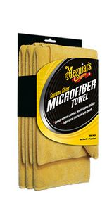 Meguiar's Mikrofasertuch Supreme Shine 3er-Pack
