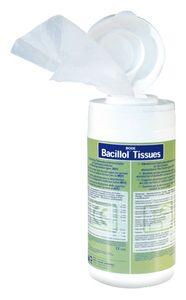 Bacillol® Tissues - Schnell Desinfektionstücher in Spenderdose