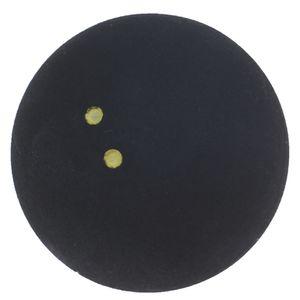Squashball Zwei gelbe Punkte Low Speed ??Sport Gummib?lle Professioneller Spieler