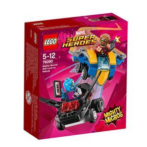 LEGO® Marvel Super Heroes™ Mighty Micros: Star-Lord vs. Nebula 76090