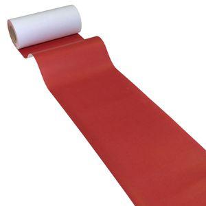 50m x 0,20m JUNOPAX® Papier Tischband rot