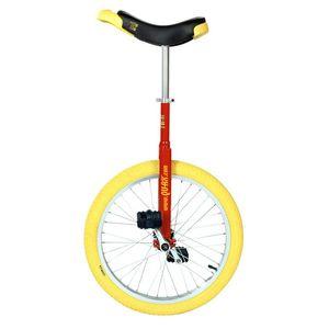QU-AX Luxus Einrad rot Laufradgröße 20