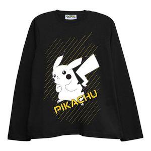 Pokemon - T-Shirt für Jungen PG1423 (146) (Schwarz)