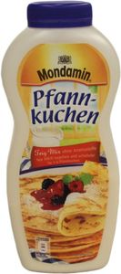 Mondamin Pfannkuchen Shaker, Teig Mix ohne Aromastoffe, 200g