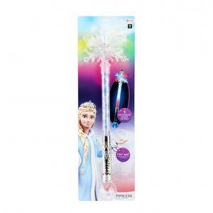 Toi-Toys zauberstab-Schneeflocke mit leicht transparenten 21 cm
