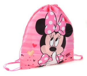 Disney Minnie Mouse Maus - Turnbeutel 43cm