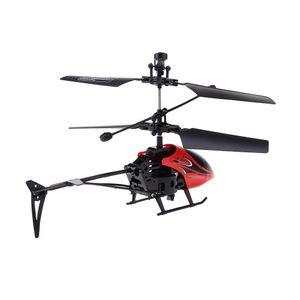 2 Kanal RC Hubschrauber HeliKopter Drohne Flugzeug Spielzeug für Kinder