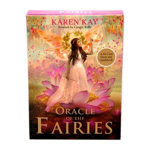 Oracle of the Fairies Karten Deck Online Mit Guidebook Ancient Wisdom Fairy Kartenspiel Tarotkarten