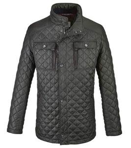 bugatti Stepp-Jacke leichte Herren Frühlings-Jacke Kurzgrößen Oliv, Größe:28