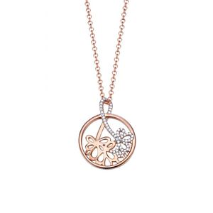 Esprit Halskette Damen Rosé Gold