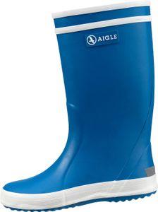 Aigle Lolly-Pop Stiefel blau/weiß Gr. 31