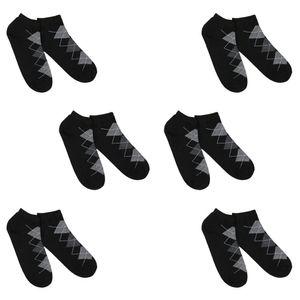 Ital-Design Herren Socken Socken Schwarz Gr.39/41