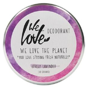 We love the planet WLTPDCLL48, Frauen, Creme-Deo, Box, normale Haut, 48 g, 24 h