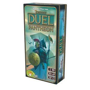 Asmodee ? 7 Wonders Duel ? Erweiterung Pantheon, Rp7Du02, Keine