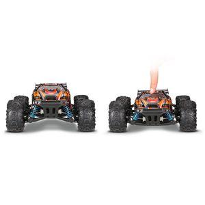 PXtoys NO.9302 RC Crawler 1/18 2,4 GHz 4WD Offroad Truggy 40 km / h Hochgeschwindigkeits-RC-Rennwagen RTR