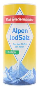Bad Reichenhaller Salz Jod m. Fluorid (500 g Dose)