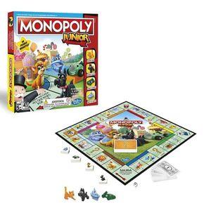 Tischspiel Monopoly Junior Hasbro (ES)