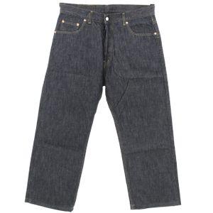 #6052 Levis, 501,  Herren Jeans Hose, Denim ohne Stretch, blue, W 36 L 26