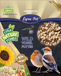 25 kg Lyra Pet® Erdnusskerne Splits gemischt blanchiert und mit Haut HK Südamerika