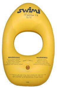 SWIMI Schwimmhilfe Gr. 0, bis ca. 1 Jahr, 1 Stück Ergonomisch geformte Brustauftriebshilfe