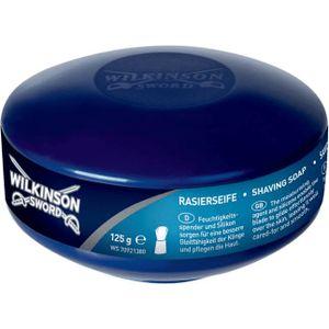 Wilkinson Rasierseife im Tiegel sorgt für eine gründliche Rasur 125g