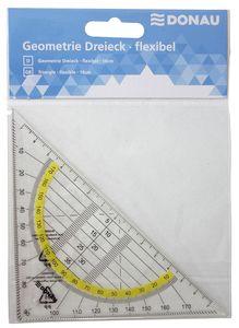Geometriedreieck Flexi - 16 cm, flexibel