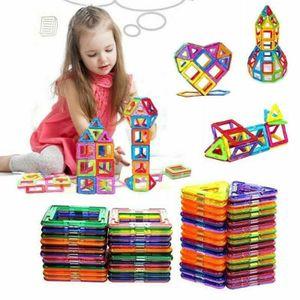 100Magnetstücke, Lose Bausteine, Verschiedene Hebespielzeuge, Spielzeug Für Männer Und Frauen